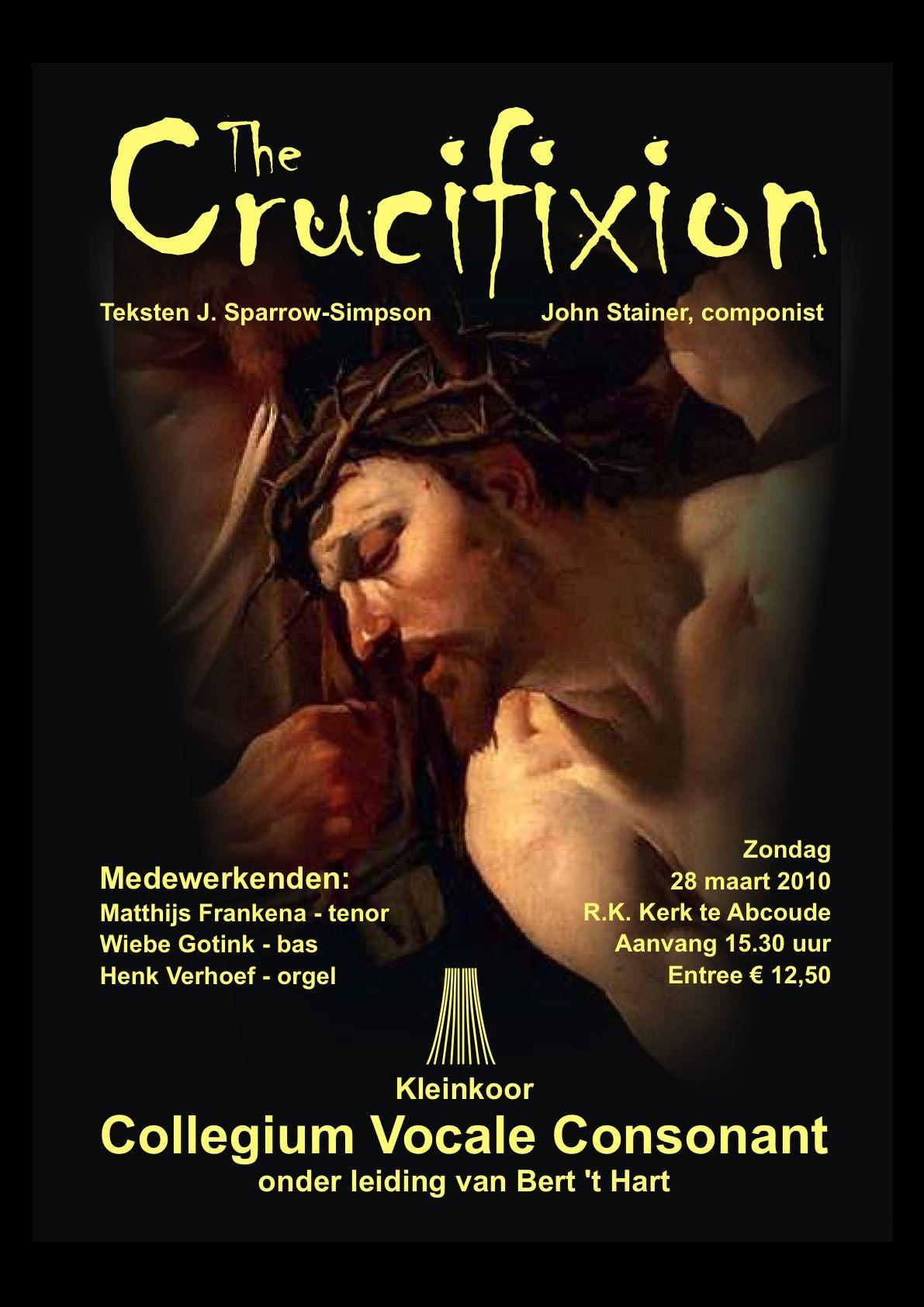 20100328TheCrucifixionAffiche